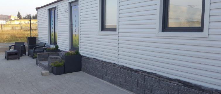 Image of Mobilný dom OFFICE