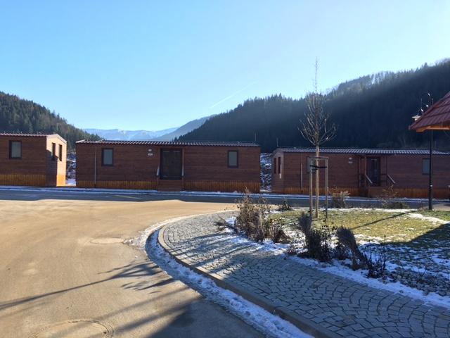 Celoročné mobilné domy Wood